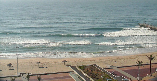 durban conditions 2020/05/28 08h00